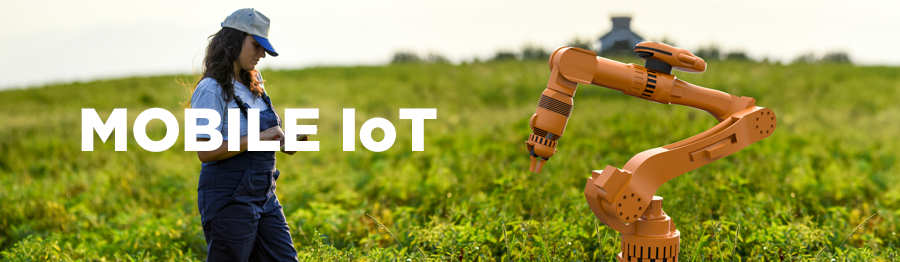 Mobile IoT = Trusted IoT