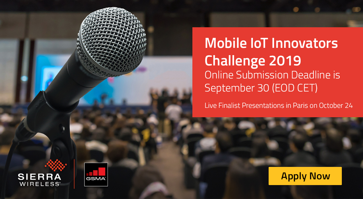 Mobile IoT Innovators Challenge 2019