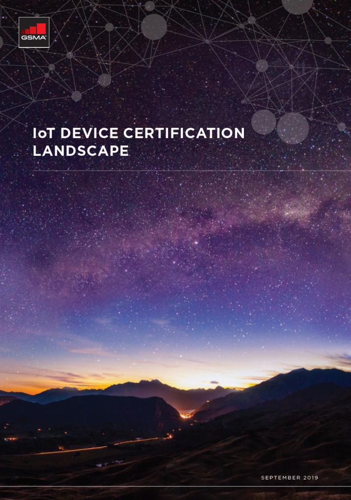 IoT Device Certification Landscape image