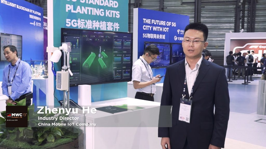 Smart Greenhouse – China Mobile OneNET image