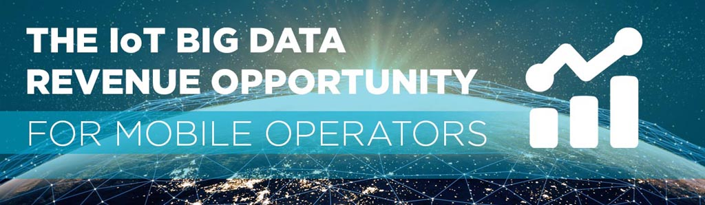 Webinar: How to Maximise the IoT Big Data Revenue Opportunity