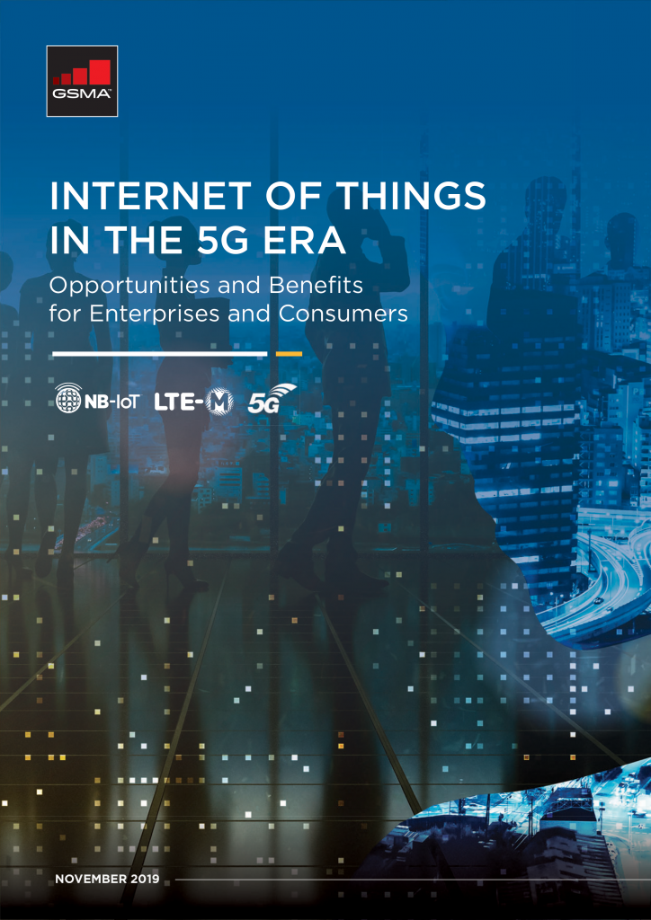IoT in the 5G Era – Opportunities and Benefits for Enterprises and Consumers image
