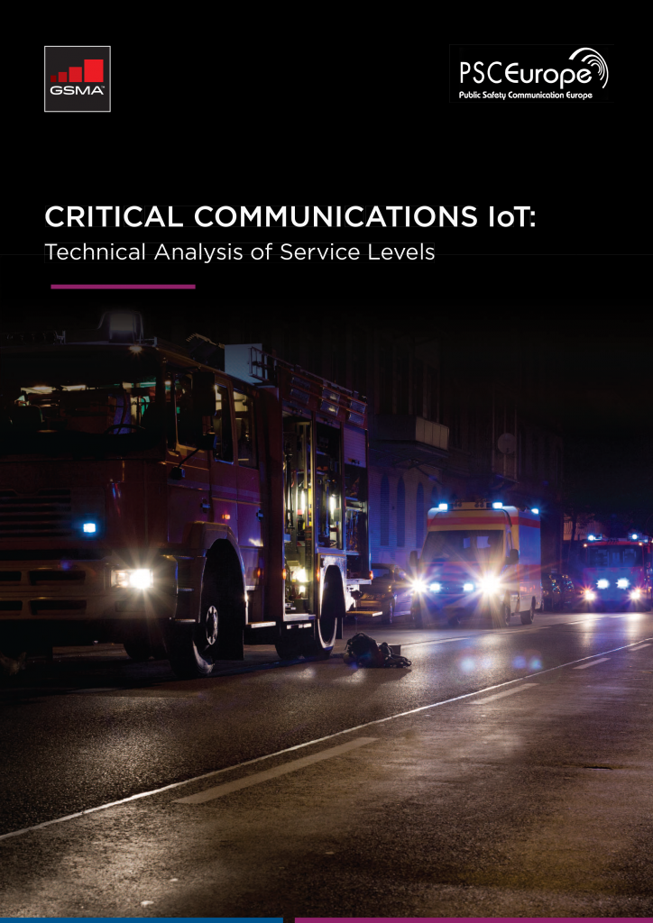 Critical Communications IoT: Technical Analysis of Service Levels image