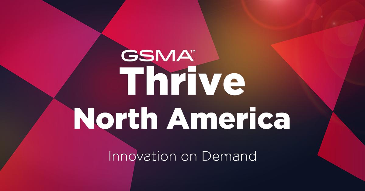 GSMA IoT at GSMA Thrive North America