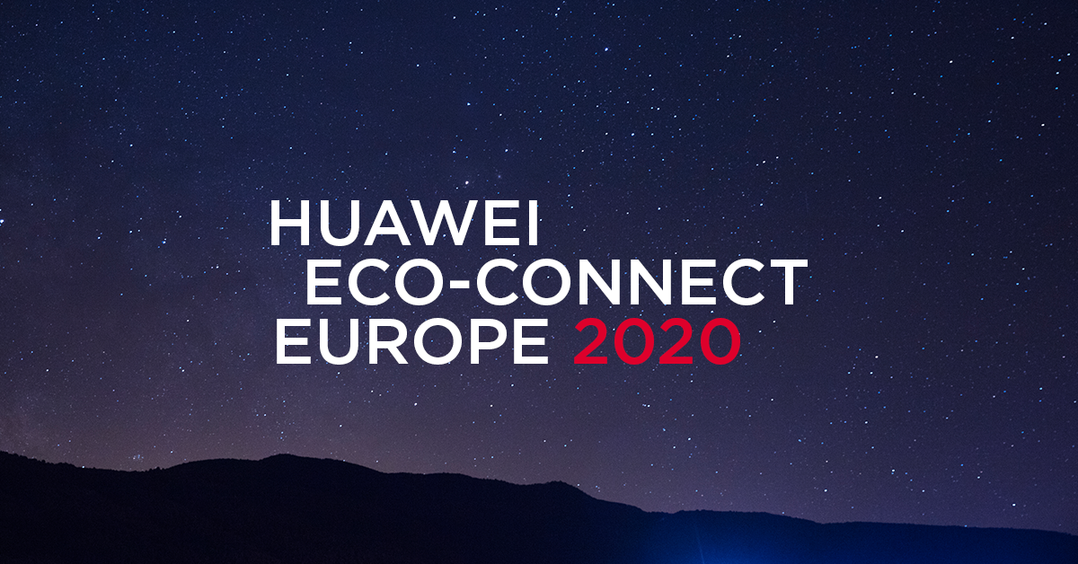 GSMA IoT at Huawei Eco-Connect Europe 2020