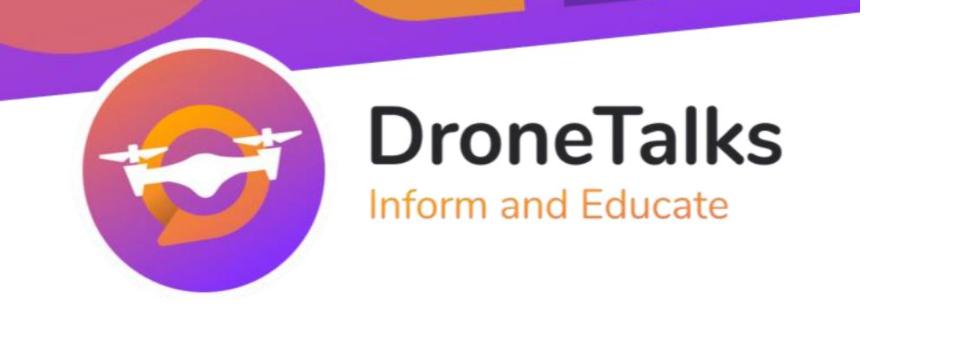 Webinar: Drone Talks Academy – Women Behind the Drone Revolution III