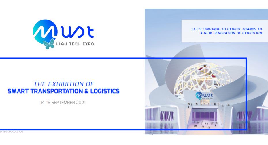 MUST High Tech Expo – SMART TRANSPORTATION & LOGISTICS