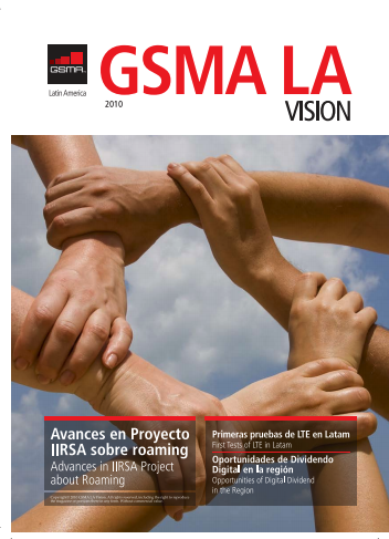 Revista GSMA LA Vision, edición 2010 image