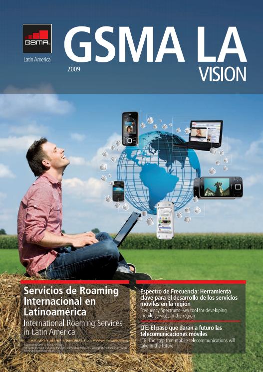 Revista GSMA LA Vision, edición 2009 image