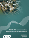 Mobile Telecommunications Networks for the 2014 World Cup image