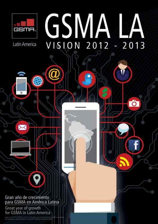 Revista GSMA LA Vision, edición 2012 – 2013 image