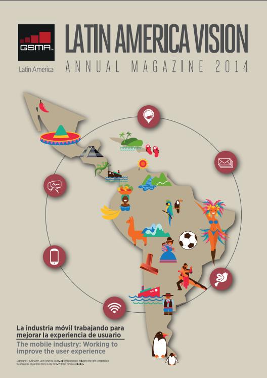 Revista GSMA LA Vision, edición 2013 – 2014 image