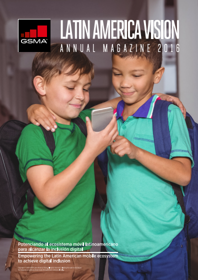 Revista Anual Latin America Vision 2015 – 2016 image
