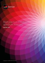 Mejores prácticas en el otorgamiento de licencias de uso de espectro para servicios móviles image