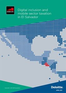 Inclusión digital y tributación en el sector móvil de El Salvador image
