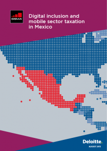 Impuestos a la conectividad móvil en América Latina image