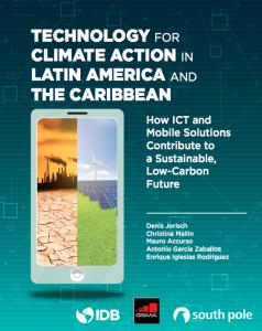 Tecnologia para ação climática na América Latina image