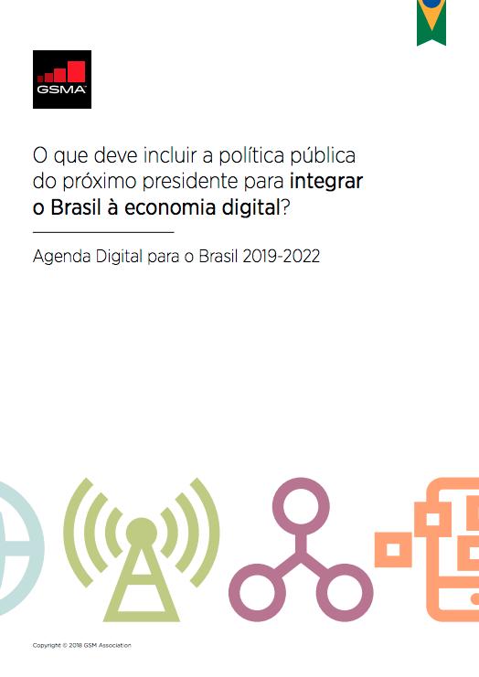 O que deve incluir a política pública do próximo presidente para integrar o Brasil à economia digital? image