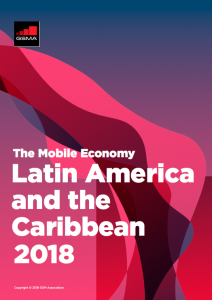Economia Móvel na América Latina e Caribe 2018 image