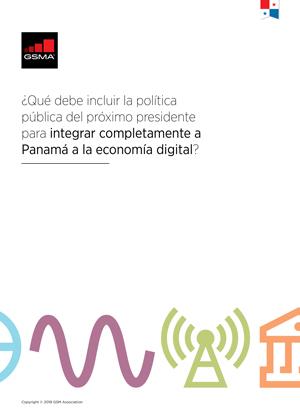 ¿Qué debe incluir la política pública del próximo presidente para integrar completamente a Panamá a la economía digital? image