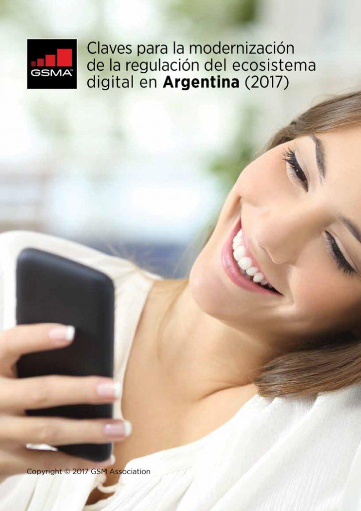 Claves para la modernización de la regulación del ecosistema digital en Argentina image