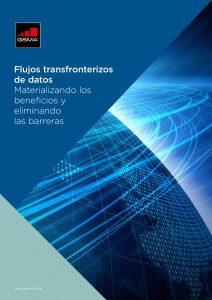 Flujos transfronterizos de datos: Materializando los beneficios y eliminando las barreras image