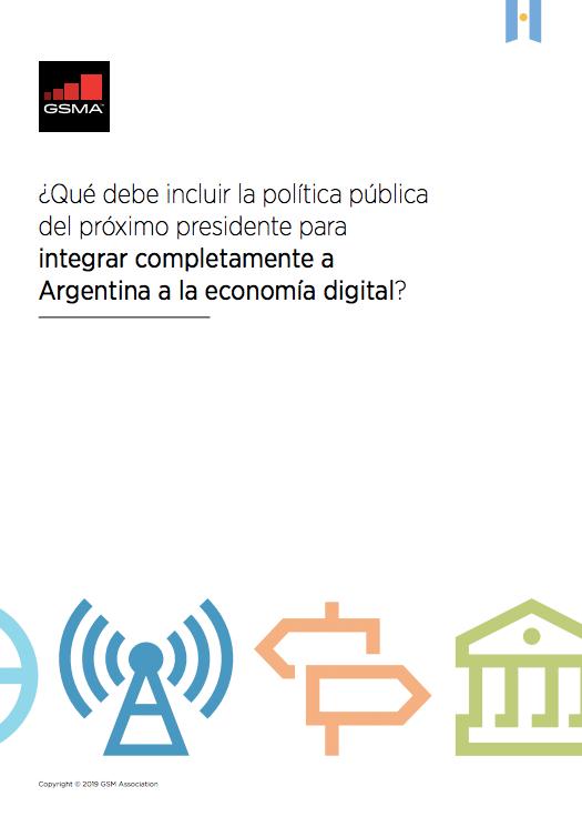 O que as políticas públicas do próximo presidente devem incluir para integrar totalmente a Argentina à economia digital? image