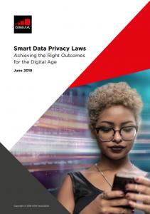 Leis inteligentes de privacidade de dados image