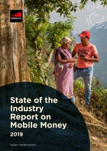 Reporte sobre el estado de la industria de dinero móvil 2019 image