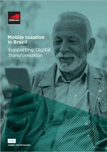 Tributação do setor móvel no Brasil: Apoio à transformação digital image