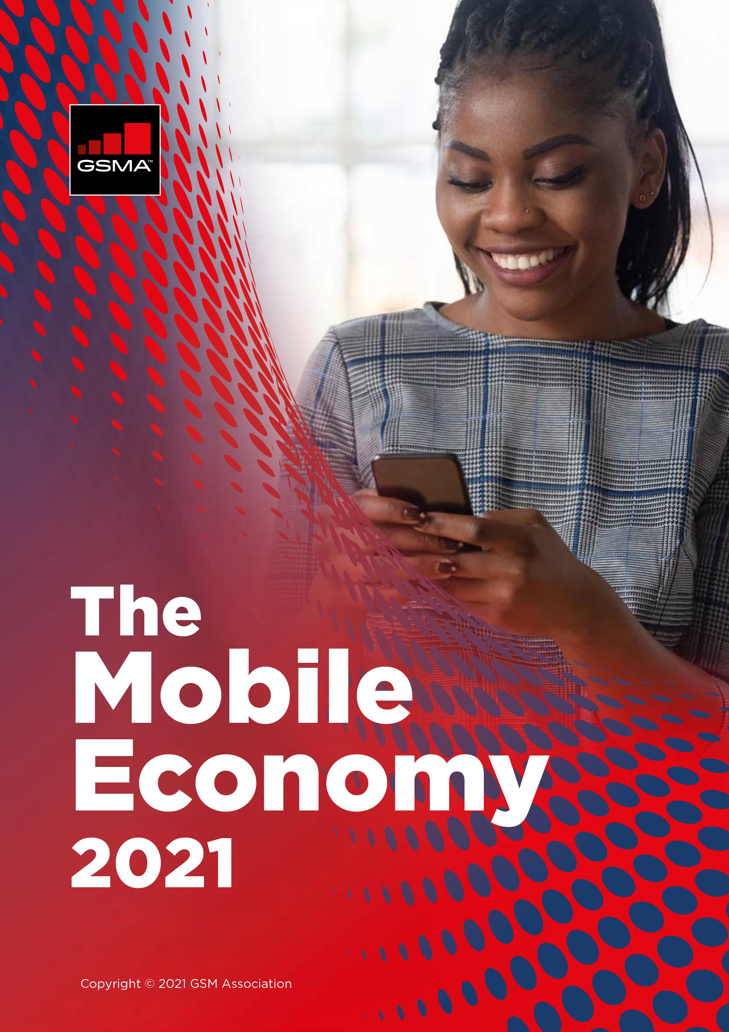 GSMA Mobile Economy report