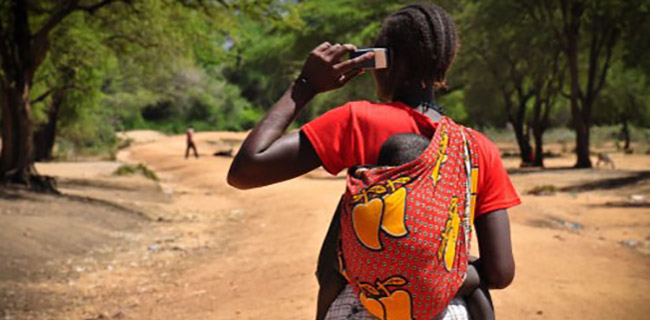 Reaching women customers with mobile savings and insurance