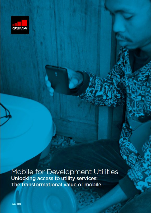 Unlocking access to utility services: The transformational value of mobile image