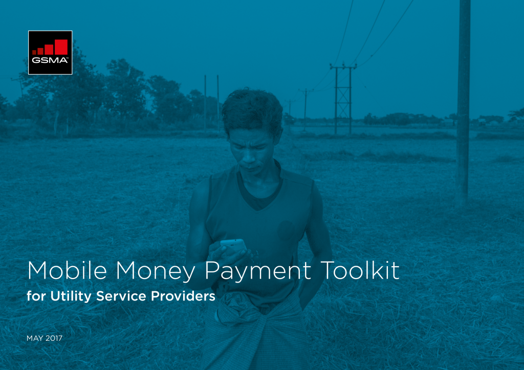 Mobile Money Payment Toolkit for Utility Service Providers image