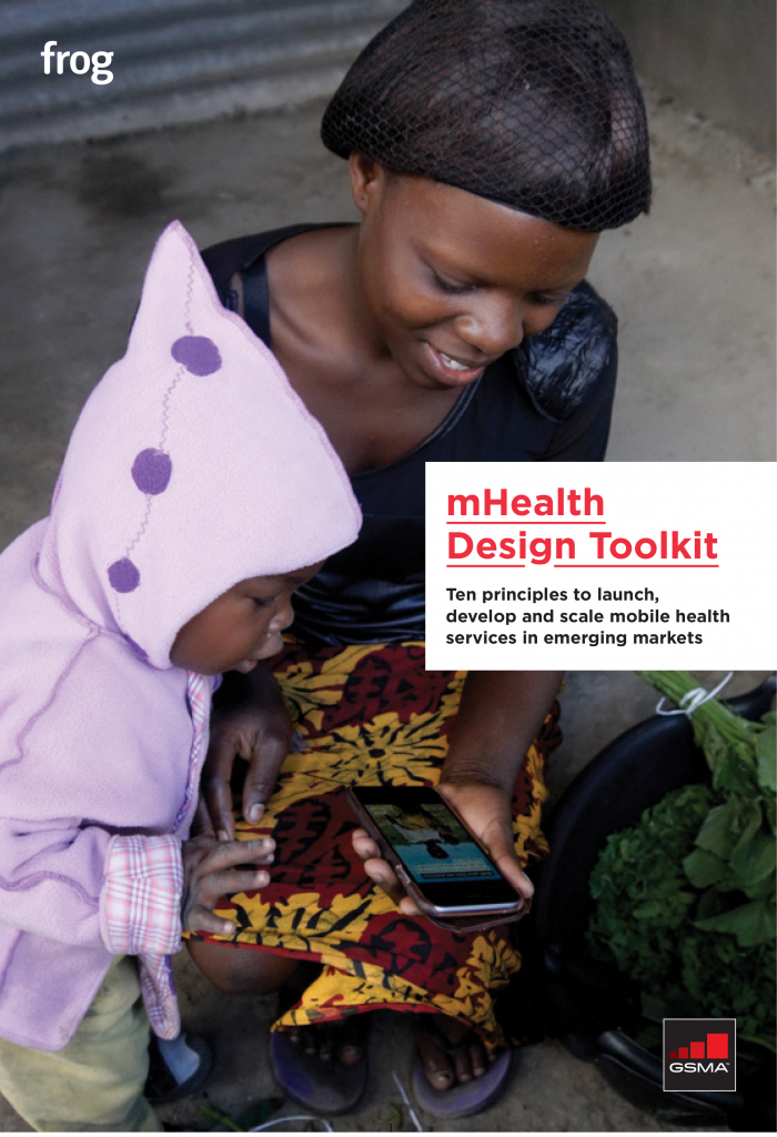 mHealth Design Toolkit – Ten principles to launch, develop and scale mobile health services image