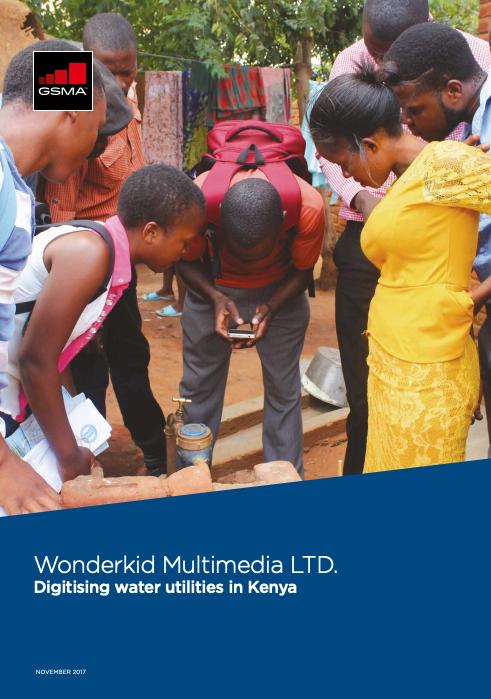 Wonderkid: Digitising water utilities in Kenya image