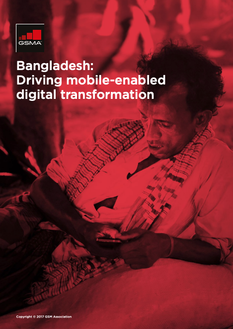 Bangladesh: Driving mobile-enabled digital transformation image
