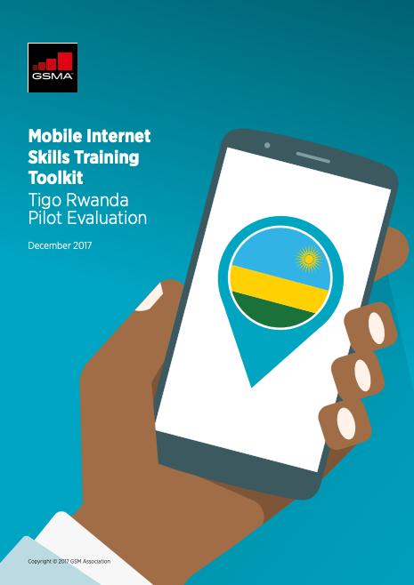 Mobile Internet Skills Training Toolkit: Tigo Rwanda pilot evaluation image