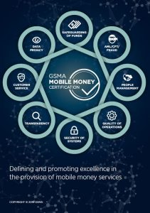 GSMA Mobile Money Certification Principles image
