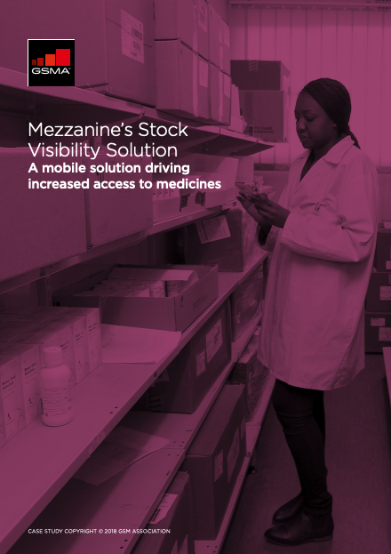 Mezzanine's Stock Visibility Solution image