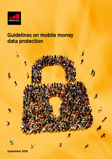 Guidelines on mobile money data protection image