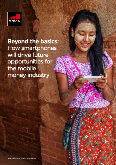 Beyond the basics: How smartphones will drive future opportunities for the mobile money industry image