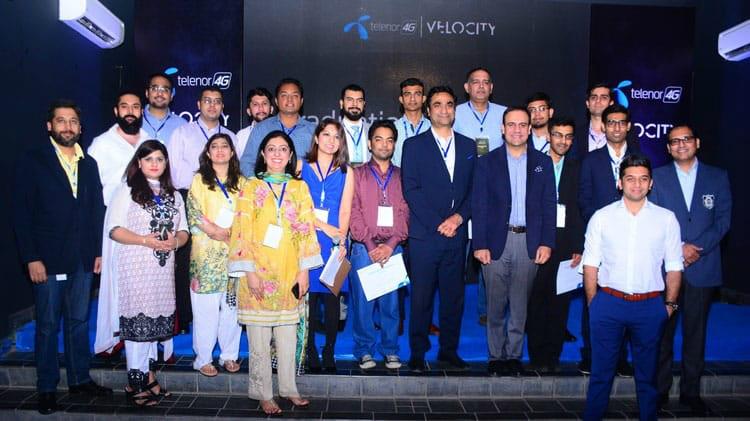 Telenor Velocity Partnership Program