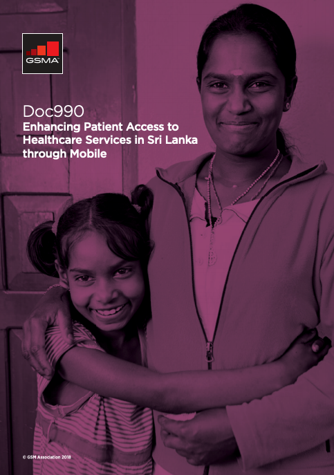 Doc990 – Enhancing patient access to healthcare services in Sri Lanka through mobile image