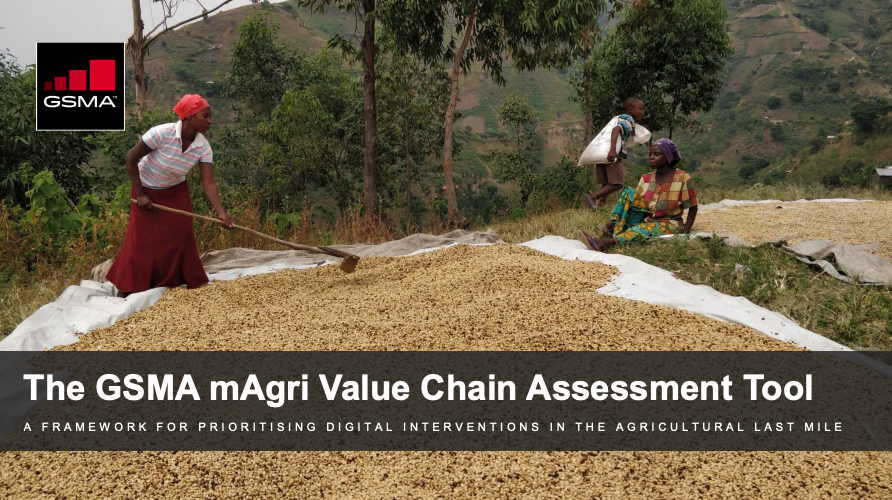 The GSMA mAgri Value Chain Assessment Tool image