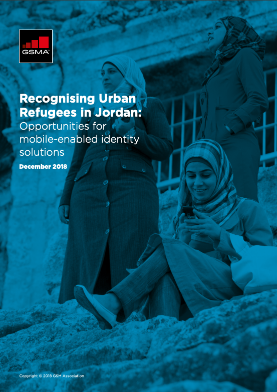 Recognising Urban Refugees in Jordan: Opportunities for mobile-enabled identity solutions image