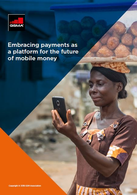 Embracing payments as a platform for the future of mobile money image