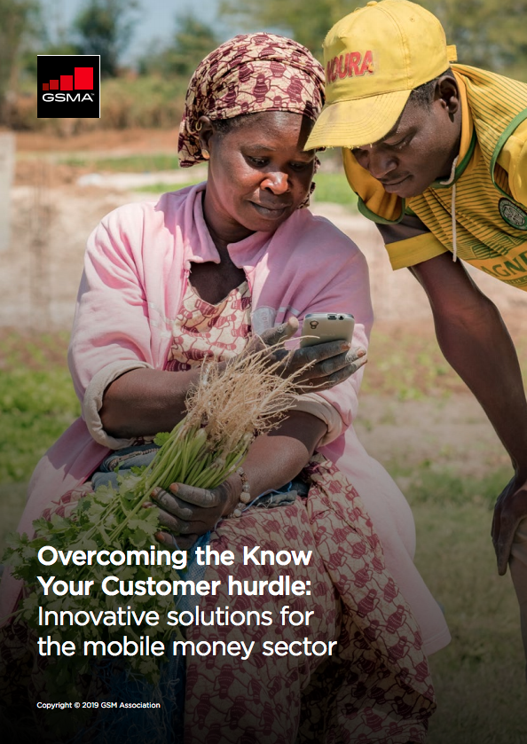 Overcoming the Know Your Customer hurdle: Innovative solutions for the mobile money sector image