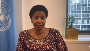 Phumzile Mlambo-Ngcuka, Executive Director, UN Women