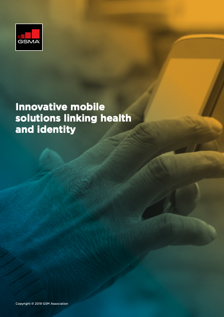 Innovative mobile solutions linking health and identity image